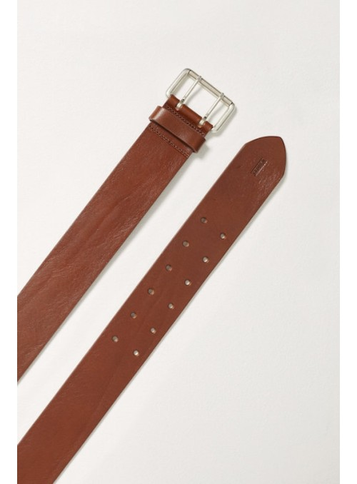 Closed Belt brun C90254