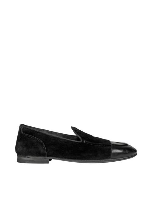 Alberto Fasciani 45029 sort loafer