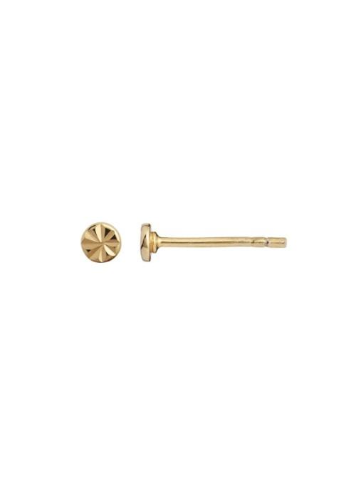 Stine A Tres petit etoile earring gold