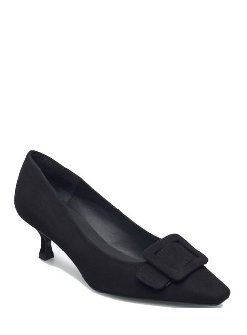 Billi Bi 5042 sort kittenheel pump