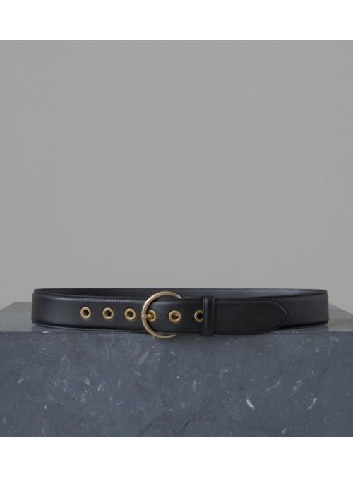 Cloaed Belt sort bælte C90112