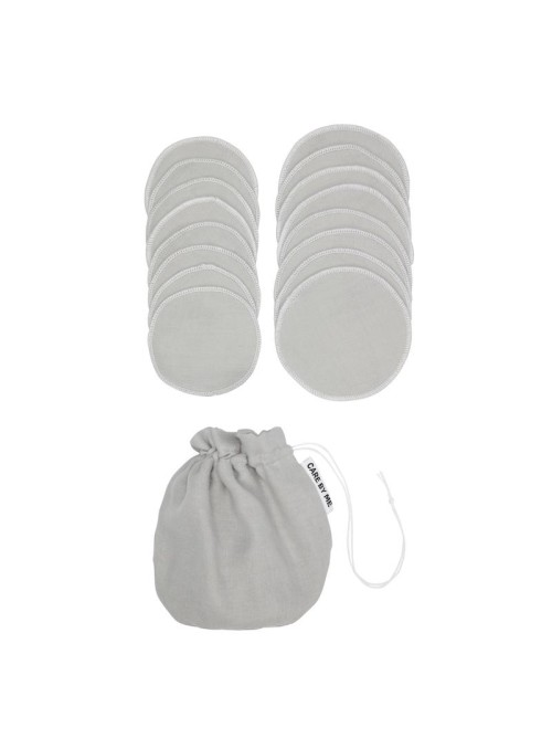 Care by me Pure reusable pads in pouch