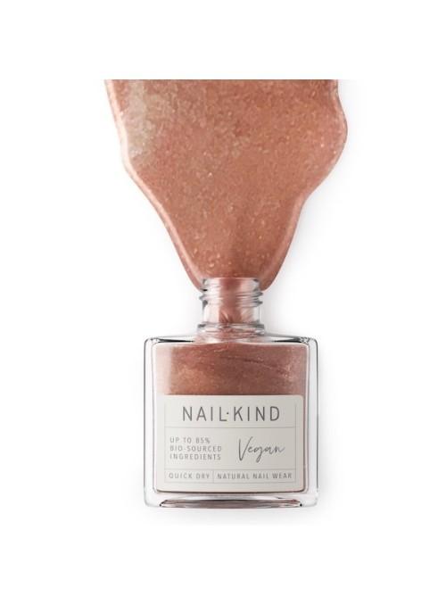 Nail Kind Flirt Factory vintage rose metallic