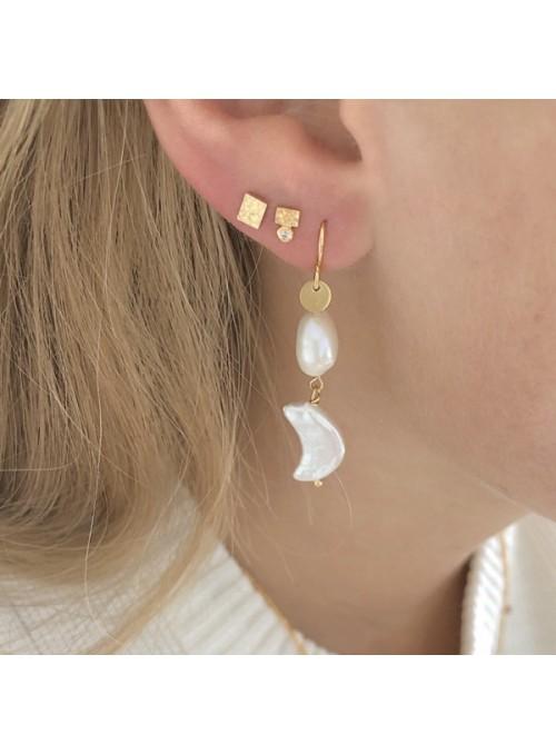 Stine A Petit La Mer Earring Gold