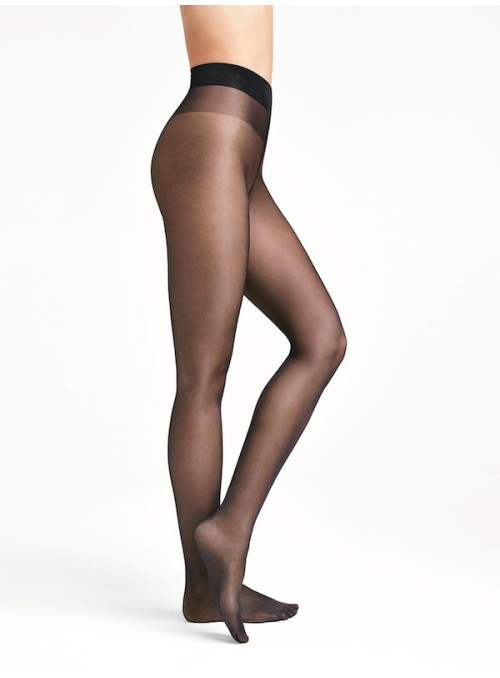 14776 Sort Satin touch 20 comfort Wolford