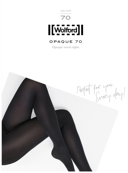 Wolford 18535 Opaque 70 sort