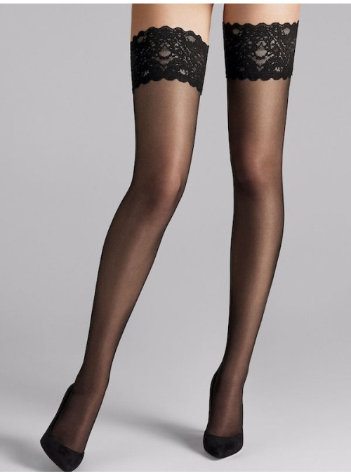 Wolford Satin touch stay-up sort