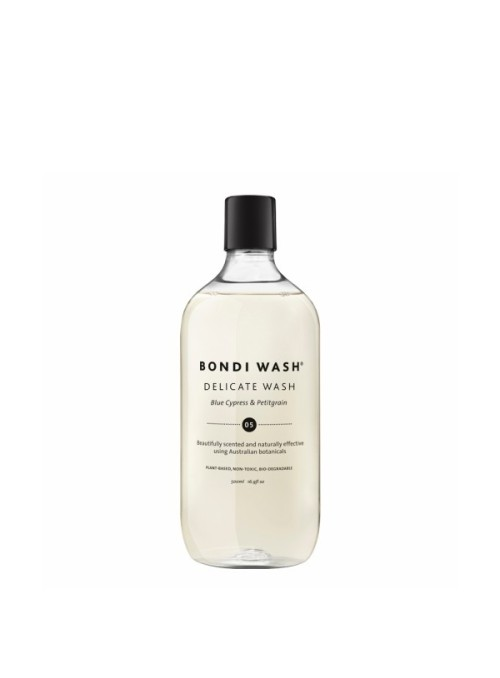 Bondi Delicates wash blue cypress & Petitgrain 500 ml.