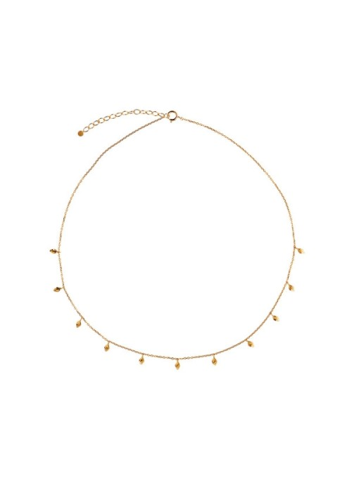 Stine A Tout Petit Ile De L'Amour Necklace Gold