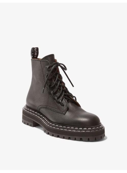 Proenza Schouler Combat boot PS35113A black