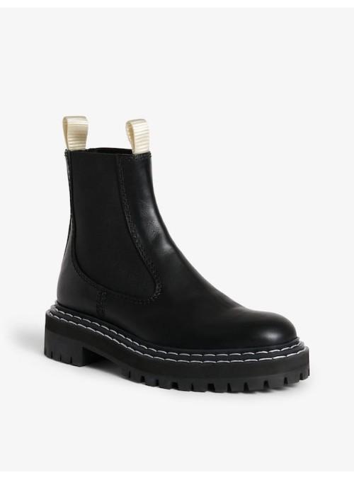 Proenza Schouler Chelsea boots black