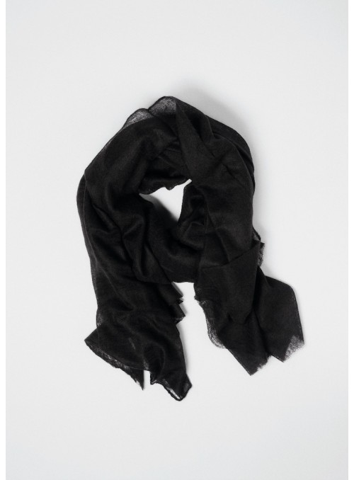 Aiayu Poon cashmere scarf sort