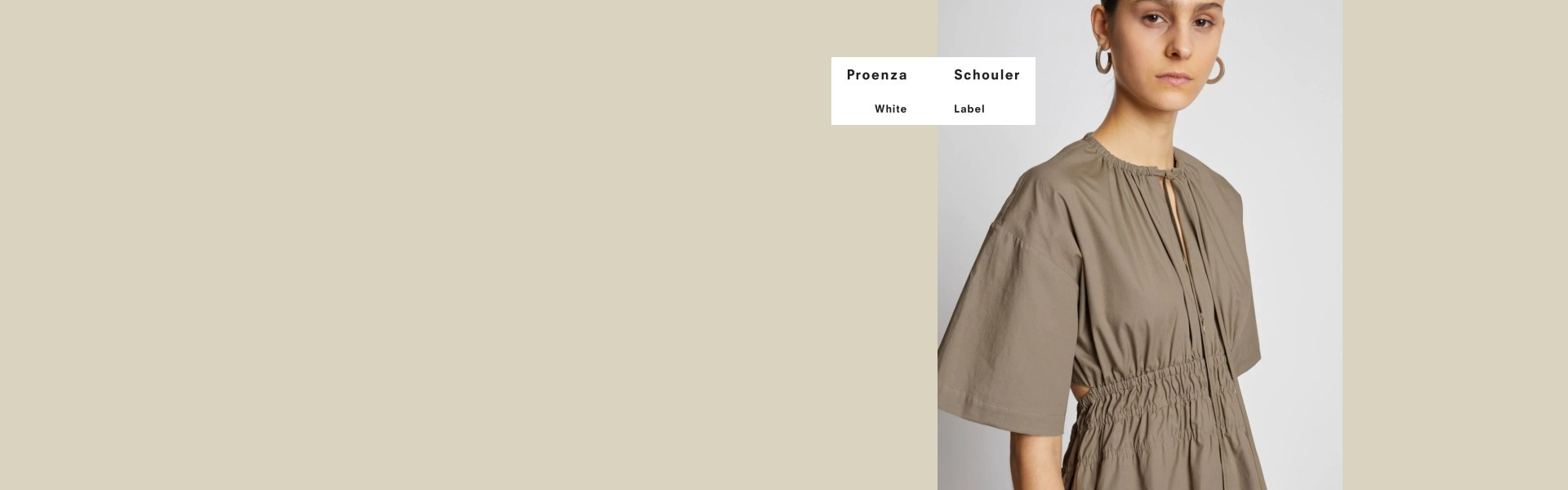 Proenza Schouler White Label